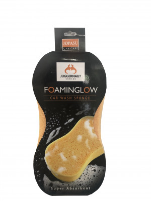 FoaminGlow- Car Wash Sponge