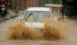 Can a flooded vehicle be saved?